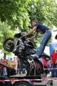 Symulator jazdy na jednym kole na motorze, 2