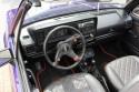 Volkswagen Golf I cabrio, wnętrze