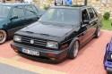 Volkswagen Jetta II, czarna