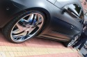 Volkswagen Passat CC, czarny mat, polerowane alufelgi