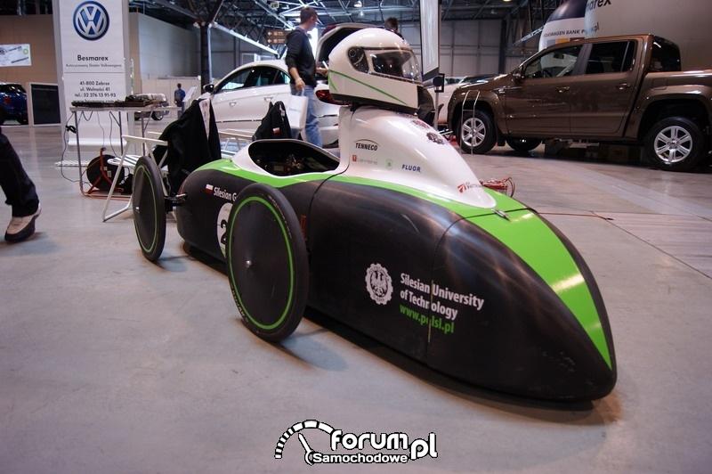 GreenPower bolid