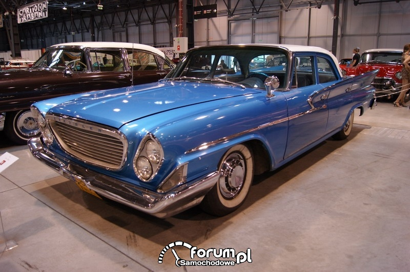 Old car Chrysler