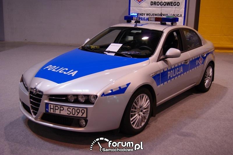 Policja - Alfa Romeo