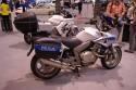 Policyjny motor