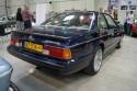 BMW 635 CSi, tyl