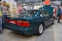 BMW 850 V12 6 biegów, tył
