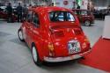 Fiat 500 Abarth, tył