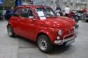 Fiat 500R, Włochy