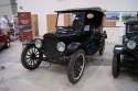 Ford T, 1919 rok, przód