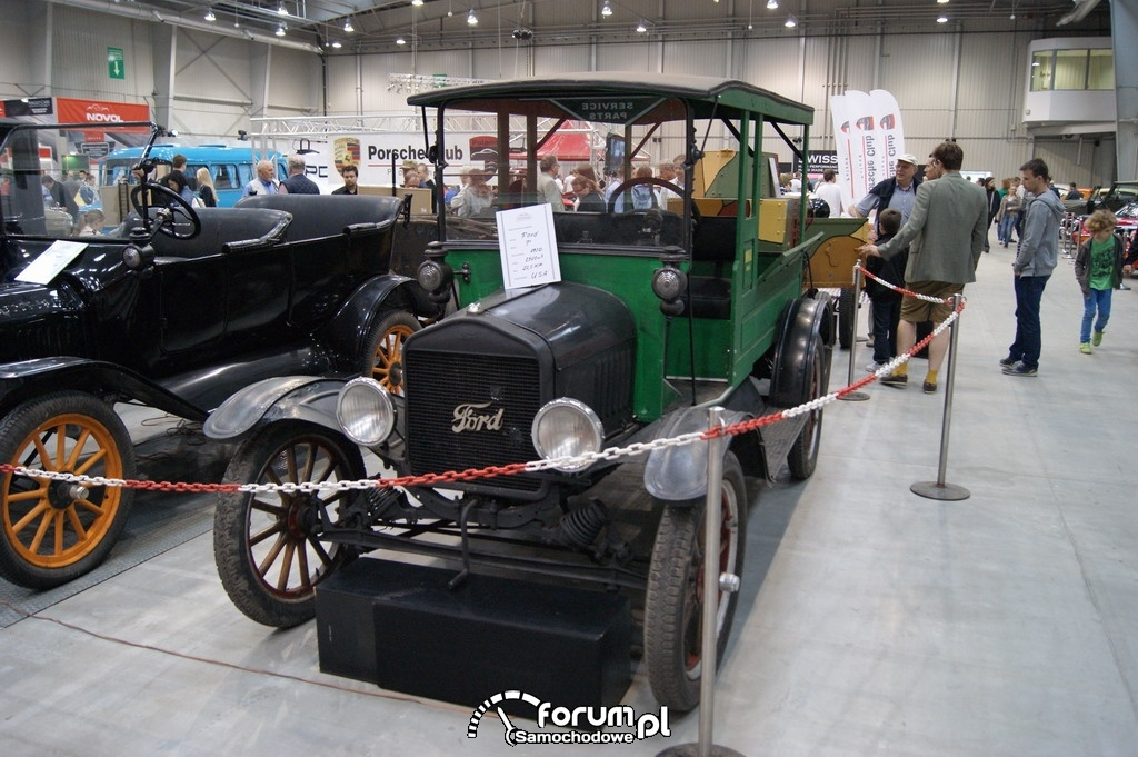 Ford T, 1920 rok