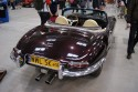 Jaguar E-type 3.8 kabriolet, tył