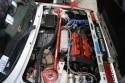Lancia Delta HF turbo, silnik