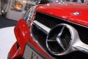 Mercedes-Benz Nowa Klasa E, logo na przednim grillu