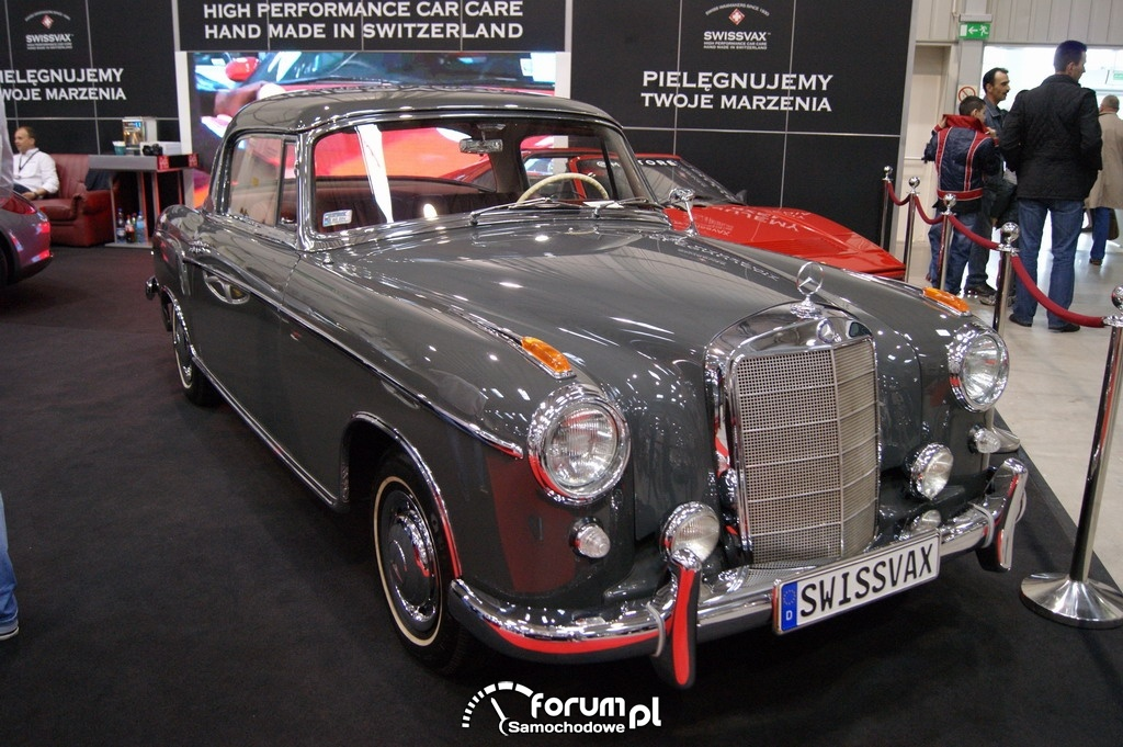 Mercedes-Benz, old car