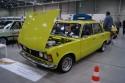 Polski Fiat 125p, zielony
