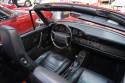 Porsche 911 Carrera 4, Typ 964 kabriolet, wnętrze