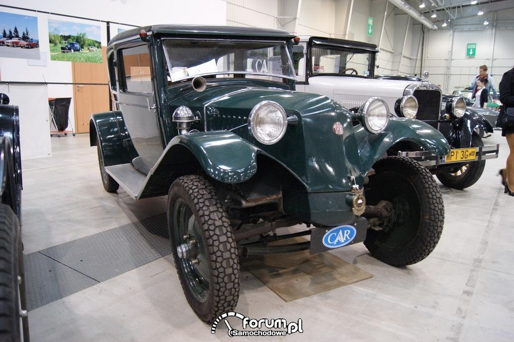 Tatra 11, 1924 rok