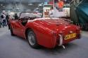 Triumph TR3A, 1959 rok, tyl