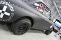 Alfa Romeo GTAm, czarny mat