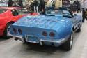 Chevrolet Corvette Convertible 5.7L V8, 1968 rok, tył