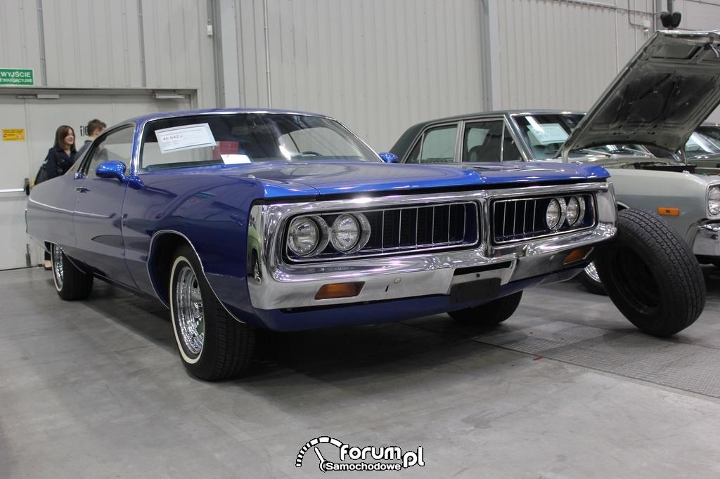 Chrysler Newport 7.2L V8 Big-Block, 1972 rok