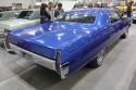 Chrysler Newport 7.2L V8 Big-Block, 1972 rok, tył
