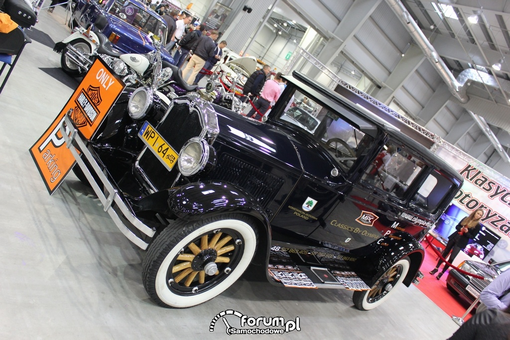 Ford T model