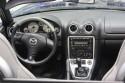 Mazda MX-5, NB FL 1.8l, 146KM, 2003 rok, wnętrze, deska rozdzielcza