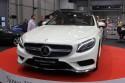 Mercedes-Benz Klasa S Coupe, przód