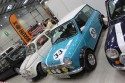 Mini Moris i Fiat 500