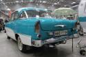 Opel Rekord, tył