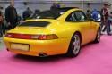 Porsche 911 targa, model 993, tył