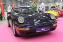 Porsche 964, przód