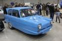 Reliant Regal 3-30 Super, 1973 rok, pojazd trzykołowy