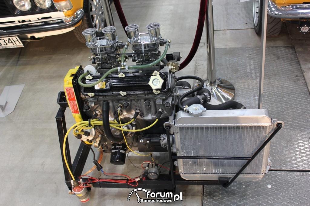 Silnik Fiat 128 Specjal