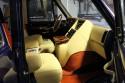 Chevy Van 20, wnętrze z przodu