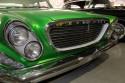 Chrysler Newport, przód