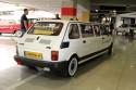 Fiat 126p limuzyna, tył
