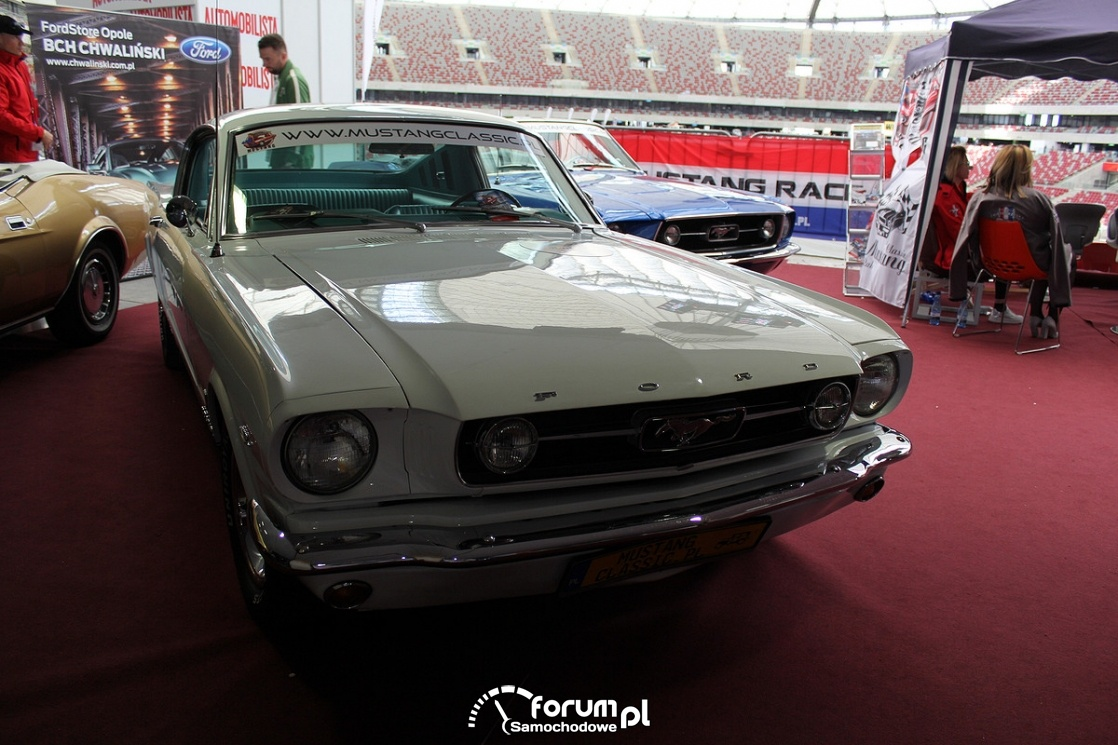 Ford Mustang, 1966 rok