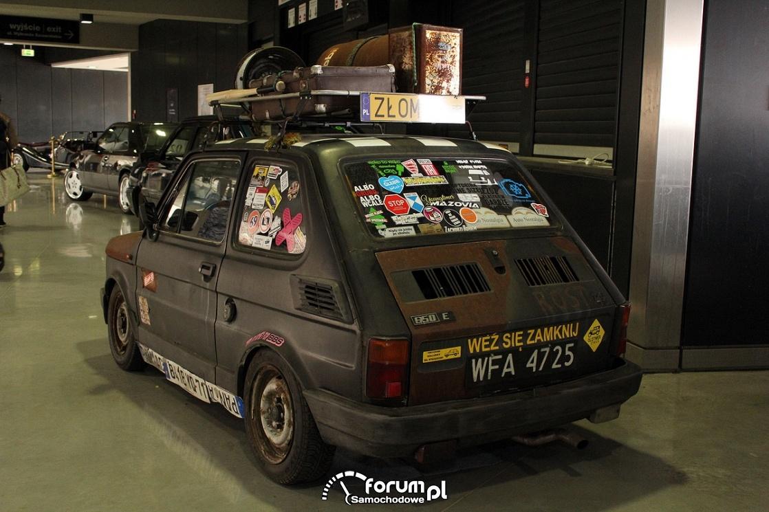 Rat i Rost Style, Fiat 126p