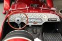 Ronart W152 roadster, wnętrze