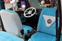 Subaru Libero zroniona na VW T1, wnętrze