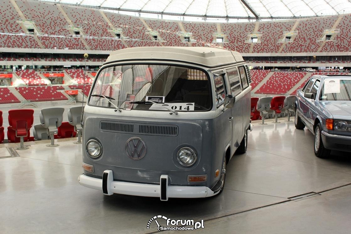 Volkswagen Transporter T2, ogórek
