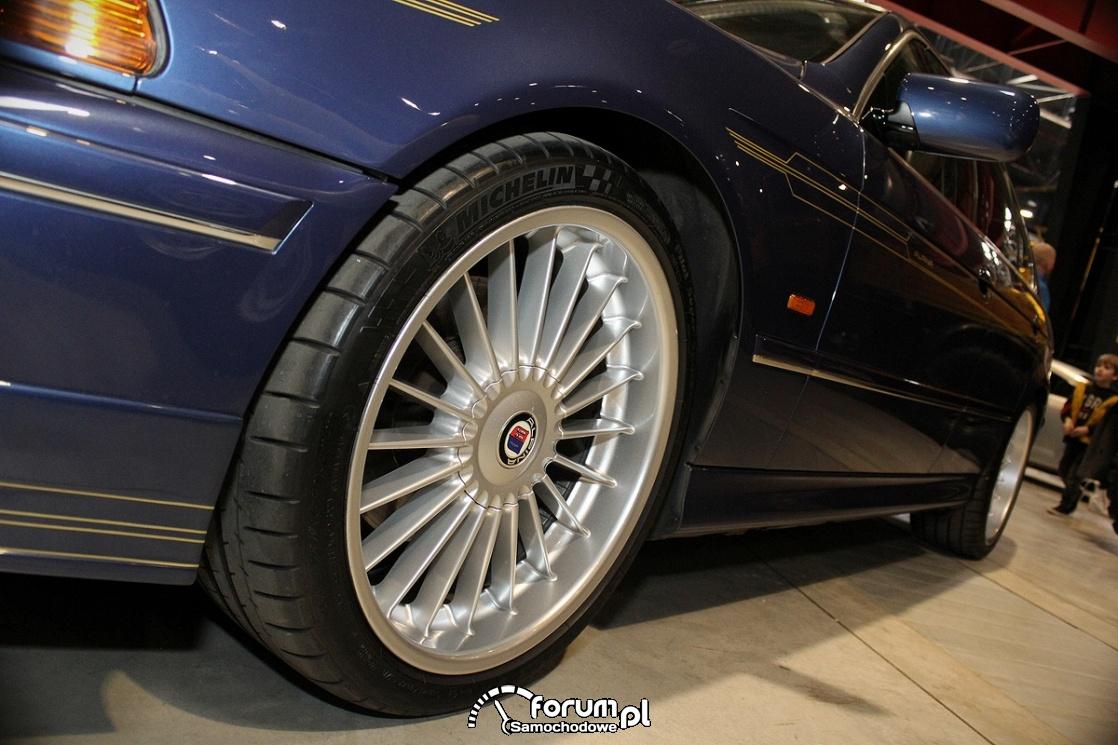 Alufelgi Alpina BMW E39