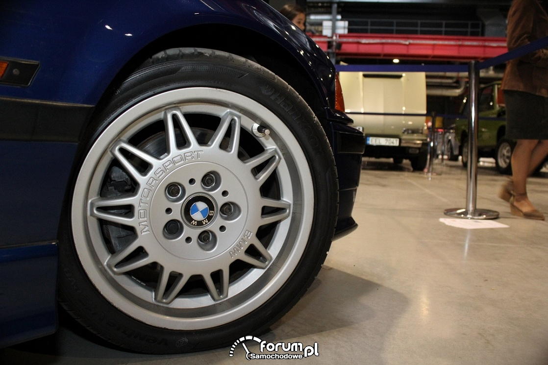 Alufelgi BMW Motorsport
