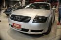 Audi TT 8n, przód