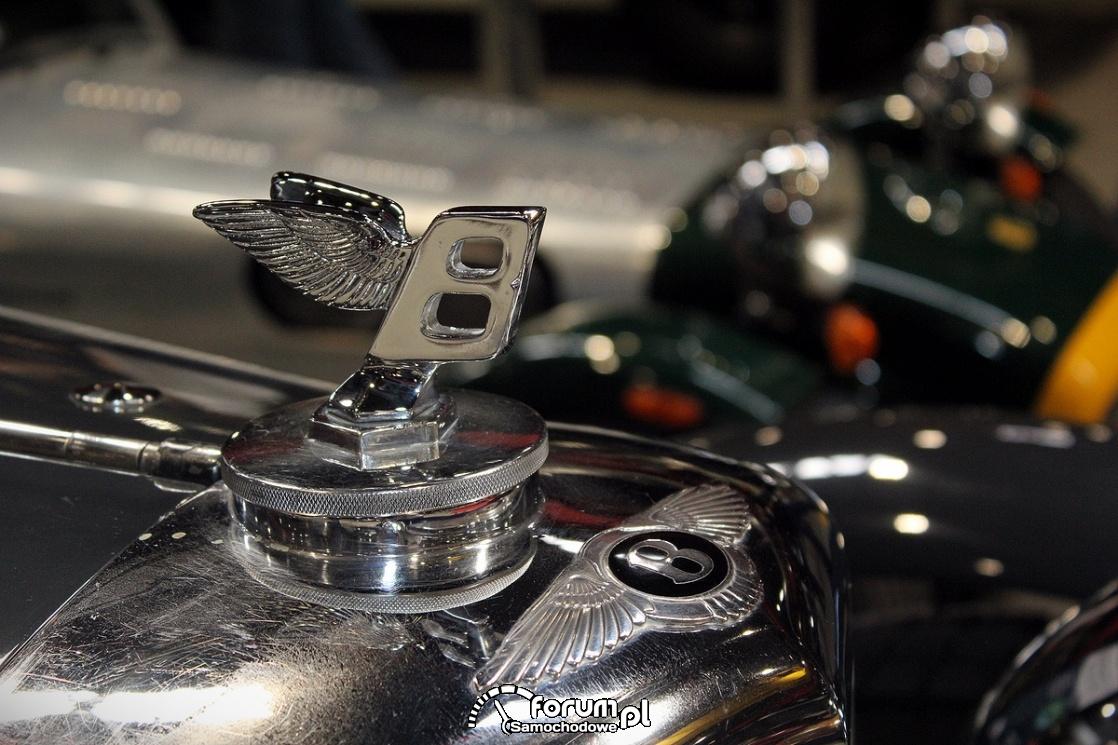 Bentley, figurka na masce