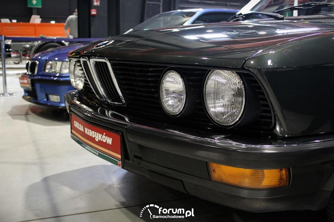 BMW Seria 5 E28, przód