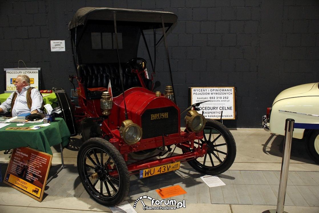 Brush Runabout typ E 1911 rok