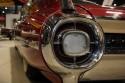 Cadillac Sedan DeVille, tylne światło jak silnik odrzutowy